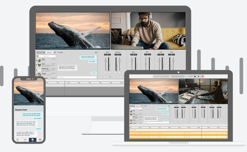 Soundwhale Lets You Share Your Studio with Anyone in theWorld