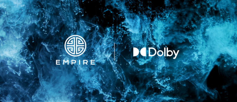 EMPIRE to Deliver Immersive Audio Experience Through Dolby Atmos Music to Fans, Artists